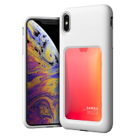Чехол VRS Design Damda High Pro Shield для iPhone XS MAX Yellow Peach