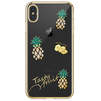 Чехол Kingxbar Tropical для iPhone Xs Max Pineapple