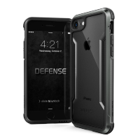 Чехол X-Doria Defense Shield для iPhone 7/8 Черный