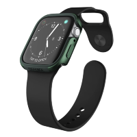 Чехол X-Doria Defense Edge для Apple Watch 44мм Зеленый